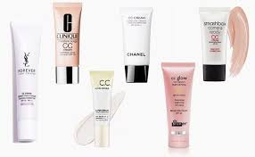 six cc creams to beautify and repair