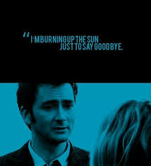 the saddest and most beautiful quote in all of doctor who doctor