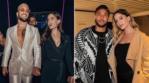 Frente A Los Rumores De Infidelidad Con Neymar La Ex Novia De