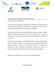 Modelo De Carta De Invitacion A Un Evento Deportivo Buscar Con