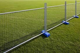 Temporary Fencing Rentals Ace Sanitation