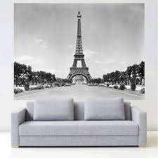 Eiffel Tower Wall Mural Decal France Wall Decal Murals Primedecals