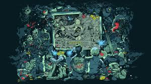 link the legend of zelda wallpapers hd