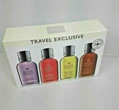 molton brown 4 x 100ml pink pepperpod