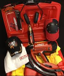 hilti gx 100 gas powered actuated nail