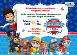 Festa Patrulha Canina 190 Ideias Incriveis E Super Divertidas