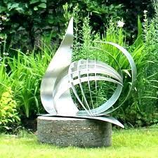 modern garden statues annahomedecor co