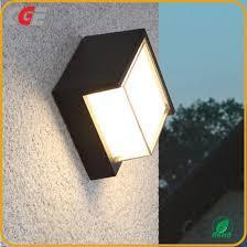 wall lamp ip65 waterproof aluminum