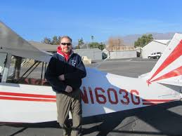 Tailwheel Endorsement - Adam Nelson - CP Aviation blog