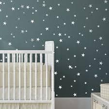 Star Vinyl Wall Decal 148 Silver Stars Star Wall Decal Art Etsy In 2020 Star Wall Decals Vinyl Star Decals Wall Decor Stickers