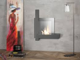 bioethanol wall fireplace chassis