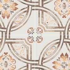 ceramic floor tile geometric patterns