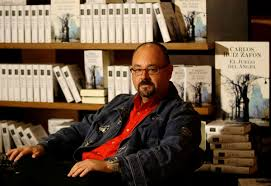 Spain's 'Shadow of the Wind' author Ruiz Zafon dies at 55