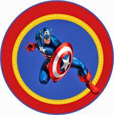 Ideas Para Una Fiesta De Cumpleanos Avenger Stikers Para Imprimir