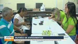 Em Macapá, Central de Conciliação leva serviços judiciais à Escola ...