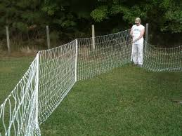 Electric Fence Building A Portable Electric Fence