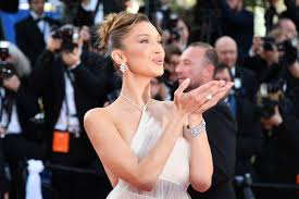 Bella Hadid accuses Instagram of bullying after removing her
