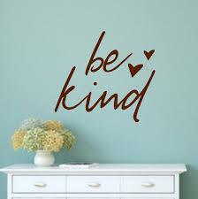 Be Kind Decal Be Kind Wall Decal Be Kind Wall Art Classroom Decal Classroom Wall Art Playroom Decal Playroom Decor Daycare Decor