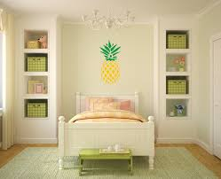 Pineapple Psych Vinyl Wall Decal Etsy