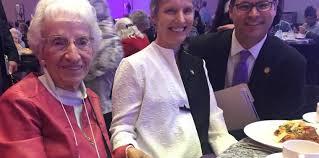 Senator Rachel May to Recognize Literacy Pioneer Ruth Johnson ...