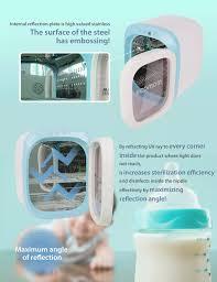 Máy tiệt trùng sấy khô bằng tia UV Ecomom ECO-22 Hàn Quốc
