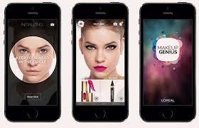 selfie l oreals new makeup app