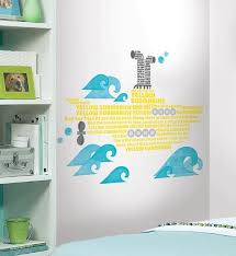 Beatles Yellow Submarine Lyrics Peel Stick Giant Wall Decals Wall Decal Allposters Com