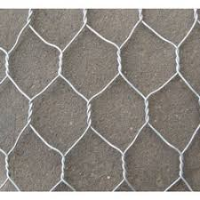 Gi Hexagonal Chicken Wire Mesh For Fencing Thickness 2 To 5 Mm Rs 70 Kg Id 21935665855