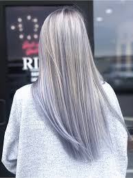 Purple hair, silver hair, gray hair, lavender, lavender hair, pastel  purple, colorful hair | Hair styles, Long hair styles, Hair