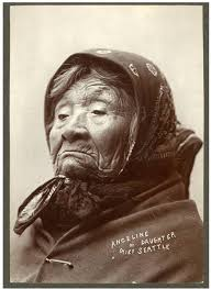 Princess Angeline, daughter of Chief Seattle  http://www.google.com/imgres?q=images+of… | Native american peoples, Native  american heritage, Native american indians