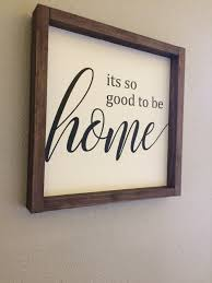 family wall sticker it s so good to be home art decals kitchen quotes