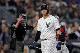 What is Gary Sanchez Thinking? » Foul Territory Baseball