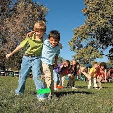 Trẻ em 6 Hai Người 3 Chân Dây Dây Game Buộc vào Chân Chạy Đua Ban ...