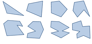 Solving Questions with irregular polygons - CetKing