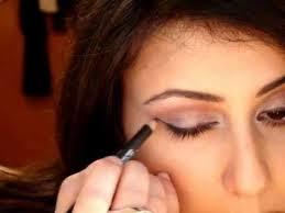 office makeup look