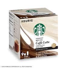starbucks mocha caffe latte um