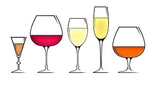 fine dining etiquette wine glasses