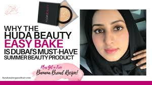 why the huda beauty easy bake is the
