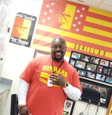 Armando Johnson (BA '97, BSEd '00)... - Pittsburg State Alumni and ...