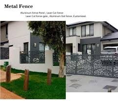 Outdoor Corrugated Metal Fence Panels Manufacturers And Suppliers China Factory Price Keenhai