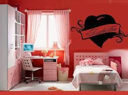 Wall Stickers Vinyl Decal Isabella Personalized Name Lettering Custom Wallstickers4you