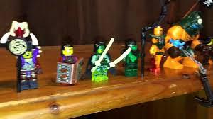 All Lego Ninjago Villains 2011 - 2016 - video dailymotion