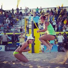 Jennifer Fopma, Brooke Sweat win women's AVP title - AVP Beach ...