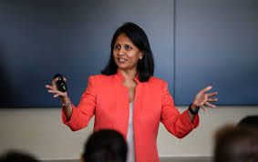 Lilly SVP and CIO Aarti Shah visits Kelley, offers practical career advice  to students – Kelley School of Business