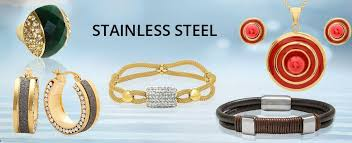 whole snless steel jewelry ny