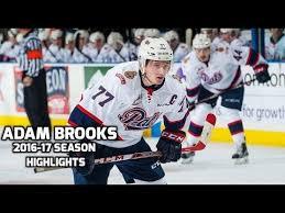 77 Adam Brooks | 2016-17 Season Highlights - YouTube