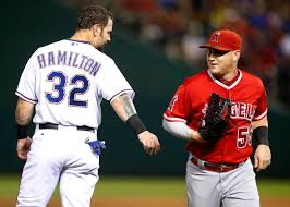 Rangers' Josh Hamilton insists playing Angels now is just another ...