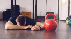 sometimes feel sick after exercise