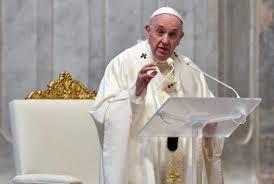 on holy thursday pope thanks for