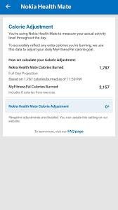 partner apps why does myfitnesspal